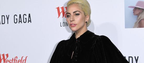 Lady Gaga à un évènement de Westfield Londres