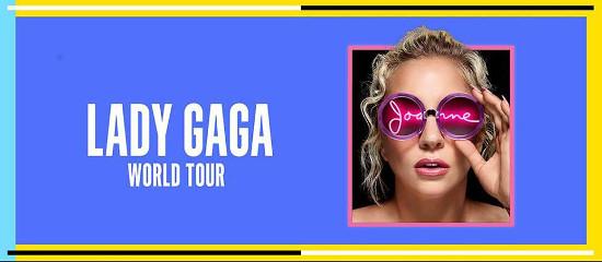 Lady Gaga // Joanne World Tour