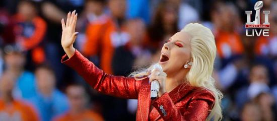 Lady Gaga x Super Bowl // Conférence