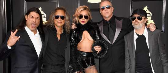 Lady Gaga aux Grammy Awards