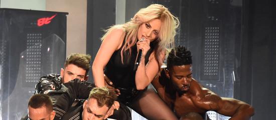 Lady Gaga au festival Coachella #2