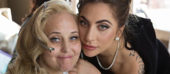 Lady Gaga au mariage de Sonja