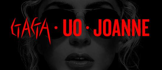 Collection Gaga x UO x Joanne