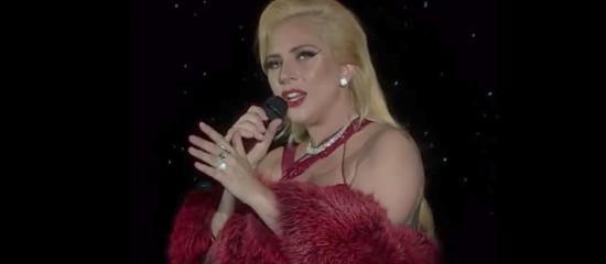 Concert de Lady Gaga à un mariage
