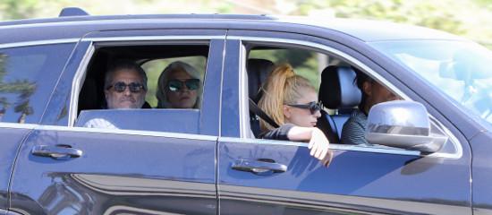 "<span class=""entry-title-primary"">Lady Gaga à Los Angeles</span> <span class=""entry-subtitle"">MAJ // Nouvelles photos du 03/07</span>"