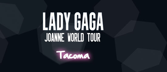Joanne World Tour – Tacoma (05/08)