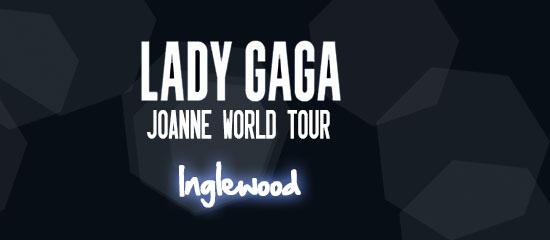 Joanne World Tour –  Inglewood 08-09/08