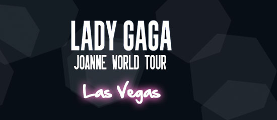 Joanne World Tour – Las Vegas (16/12)