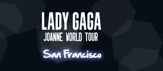 Joanne World Tour – San Francisco (13/08)