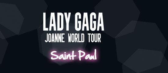Joanne World Tour – St Paul (21/08)
