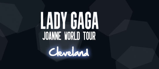 Joanne World Tour – Cleveland (23/08)