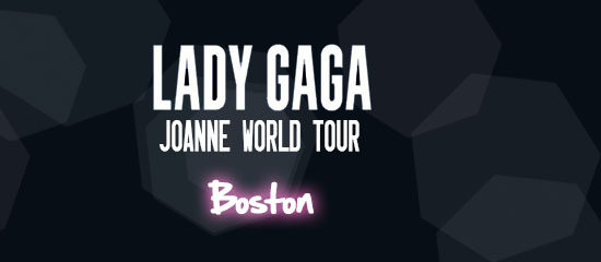 Joanne World Tour – Boston (01-02/09)