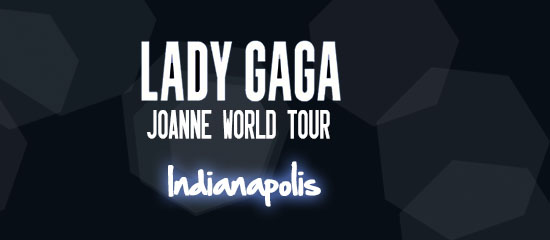 Joanne World Tour – Indianapolis (05/11)