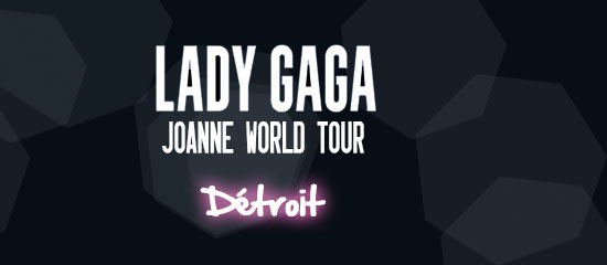 Joanne World Tour – Detroit (07/11)