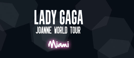 Joanne World Tour – Miami (30/11)