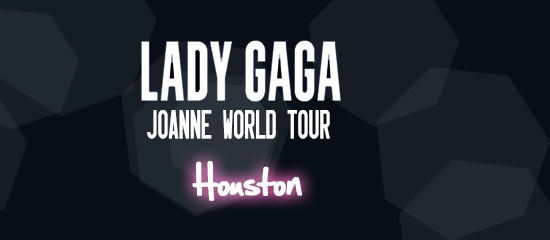 Joanne World Tour – Houston (03/12)