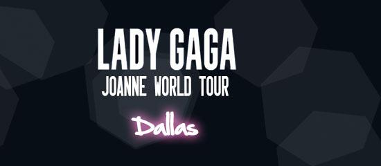 Joanne World Tour – Dallas (08/12)