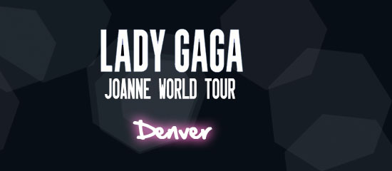Joanne World Tour – Denver (12/12)