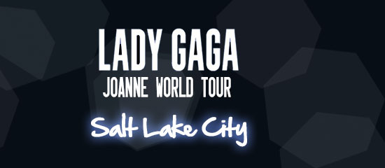 Joanne World Tour – Salt Lake City (14/12)