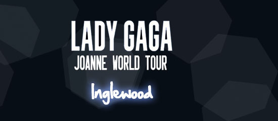 Joanne World Tour – Inglewood (18/12)