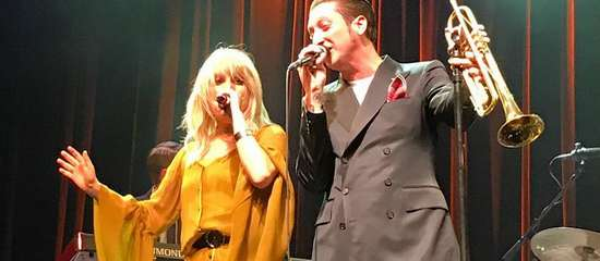 Gaga & Brian Newman : House of Blues