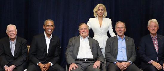 Lady Gaga à One American Appeal