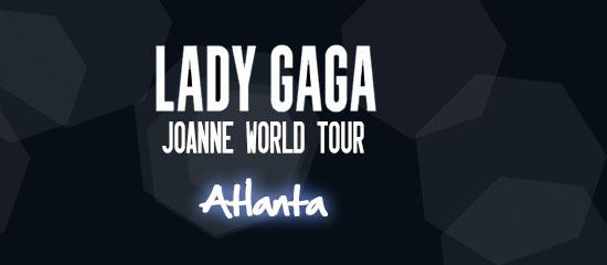 Joanne World Tour – Atlanta (28/11)