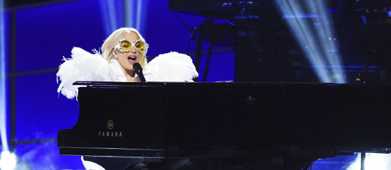 Lady Gaga reprend le titre « Your Song »