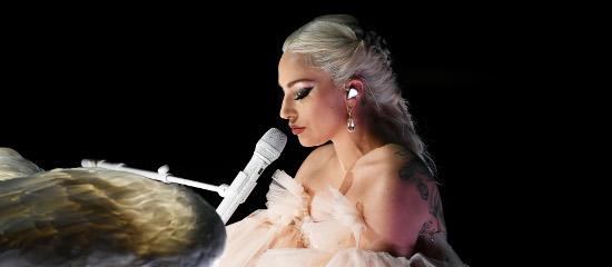 Lady Gaga aux Grammys 2018