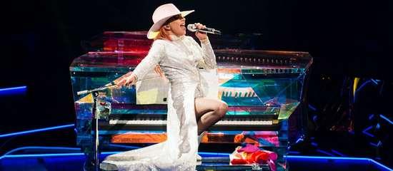 Lady Gaga annule le reste de sa tournée