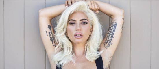 Lady Gaga pour LA Times