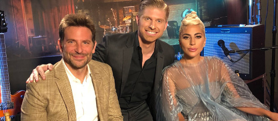 A Star Is Born // Interviews à Toronto