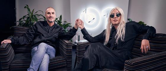 Lady Gaga pour GMA et Beats 1