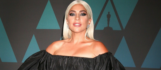 Lady Gaga aux Governors Awards