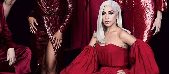 Lady Gaga pour Hollywood Reporter