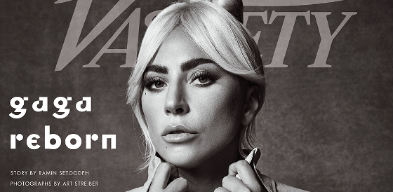 Lady Gaga pour Variety