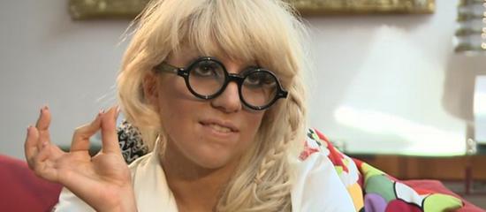 Sujet sur Lady Gaga dans le 12-45