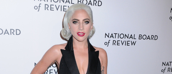 Lady Gaga aux National Board of Review Awards