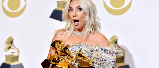 Lady Gaga aux Grammy Awards 2019