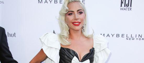 Lady Gaga aux Fashion Los Angeles Awards