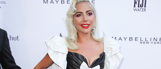 Lady Gaga aux Fashion Los Angeles Awards