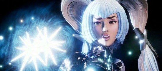 Lady Gaga dans Cyberpunk 2077 ?