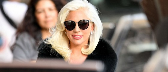 Lady Gaga à Los Angeles