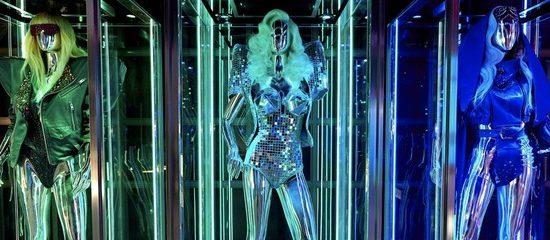 """<span class=""""entry-title-primary"""">Store Haus of Gaga à Las Vegas</span> <span class=""""entry-subtitle"""">MAJ : vidéo de l'intérieur du store + interview de Nicola Formichetti</span>"""