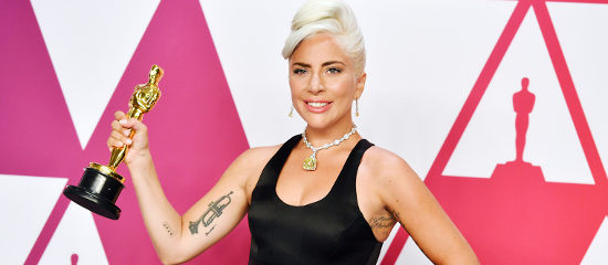 Lady Gaga rejoint l'Académie