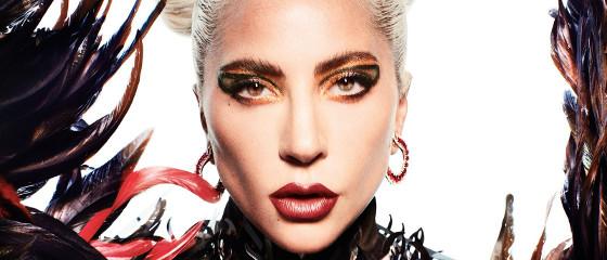 Lady Gaga pour Allure Magazine
