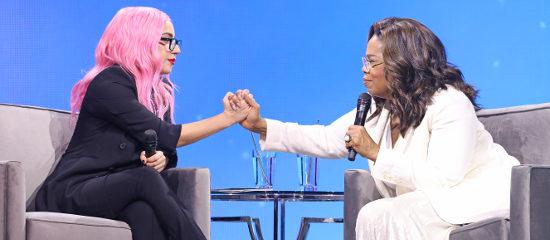 Lady Gaga interviewée par Oprah Winfrey
