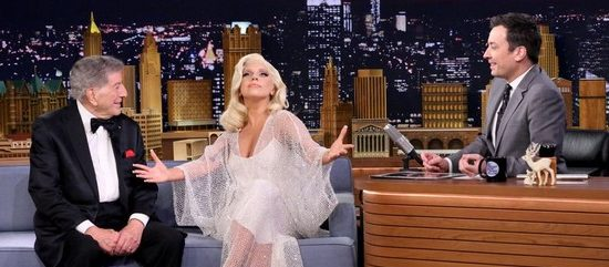 "<span class=""entry-title-primary"">Lady Gaga dans The Tonight Show (Home edition)</span> <span class=""entry-subtitle"">MAJ // Changement de date #2</span>"