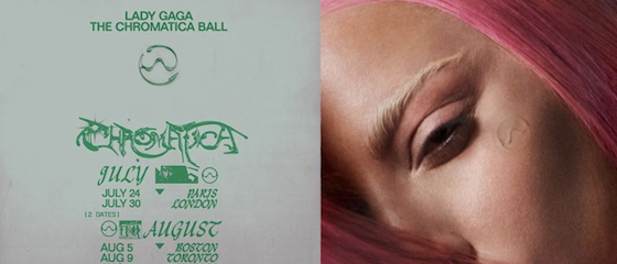 Lady Gaga – The Chromatica Ball