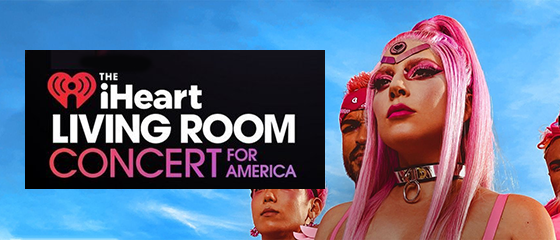 Lady Gaga – IHeart Living Room Concert